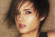 coiffure courte femme 20 ans