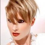 coiffure courte femme pour visage long