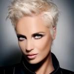coiffure courte femme visage long