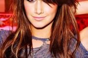 coiffure pour femme visage ovale 20 ans