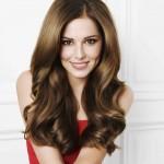 coiffure volume femme visage long
