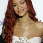 coloration rouge pour coiffure jeune femme