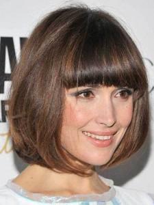 carré pour femme cheveux fins