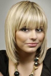 coiffure femme cheveux fins visage rond