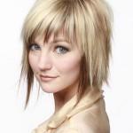 coiffure tendance femme cheveux fins