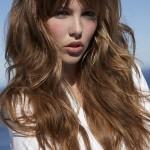 coupe femme cheveux fins ondulés
