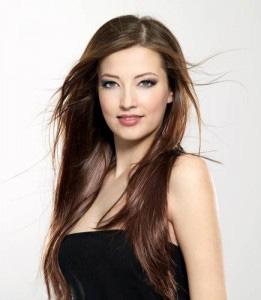 coupe femme cheveux fins simple