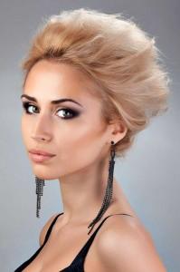 coupe originale pour cheveux fins