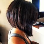 Le carré plongeant, coiffure tendance par excellence | Coupe Carré Plongeant