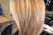 idée coiffure carré plongeant mi long