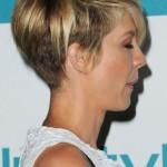 coiffure dégradé arrière
