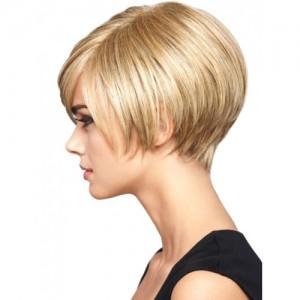 coiffure dégradé court