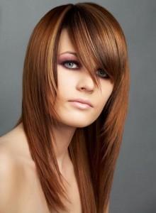 coiffure dégradé long 2015