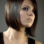 coiffure femme carré plongeant dégradé