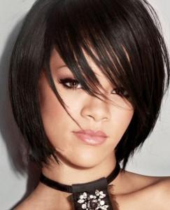 coiffure femme dégradé court