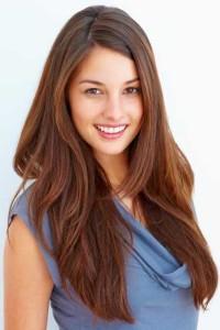 idée coiffure degrade cheveux long